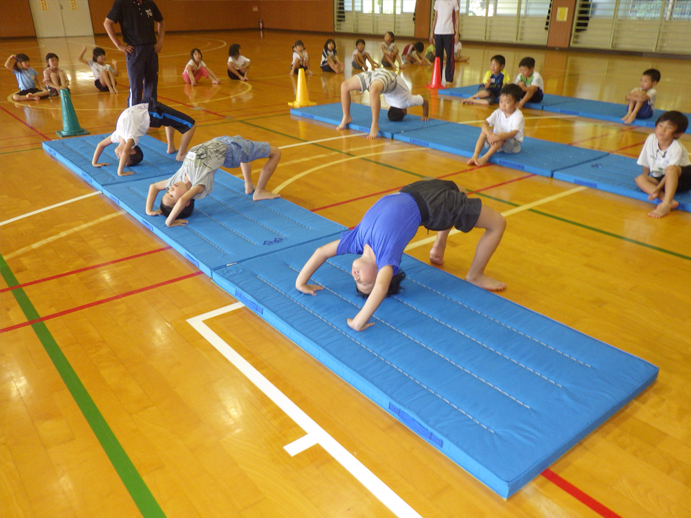 幼児器械体操教室