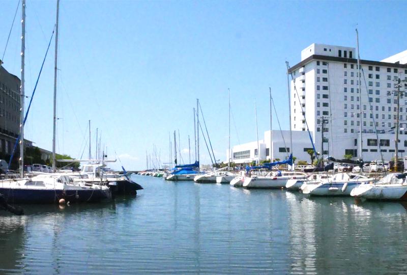 長浜ヨットハーバー
